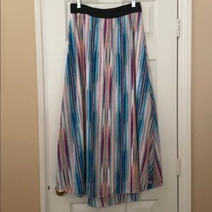 NWOT- Fun Multicolor Lucy